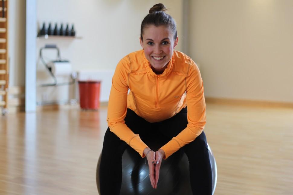 Katharina Lindoff, personlig tränare och mammamage-coach!